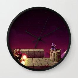 Ninja Gaiden Wall Clock