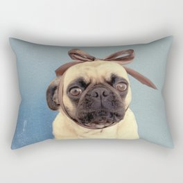 Bow-Tiful Rectangular Pillow