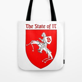 The State of IT Tote Bag