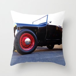 '20 Ford Roadster Throw Pillow