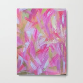 sugar spirit abstract Metal Print
