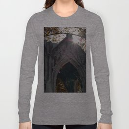 Temple in the eye Long Sleeve T-shirt