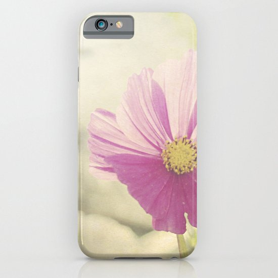 Vintage Cosmos in the Sun iPhone & iPod Case