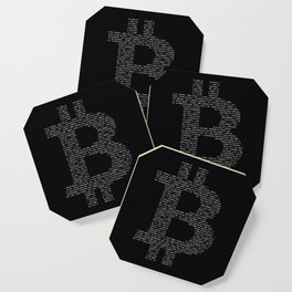 Bitcoin Binary Black Coaster