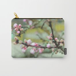 Cherry flower bud Carry-All Pouch