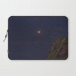 Super Blood Wolf Moon Eclipse Over Makapu'u Point. Laptop Sleeve
