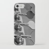 bass iPhone & iPod Cases featuring Bass by Jake Stanton