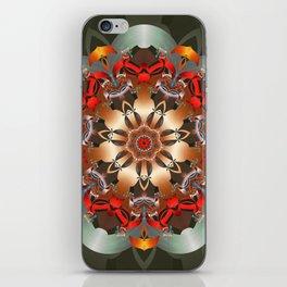 Enlighten Mandala iPhone Skin