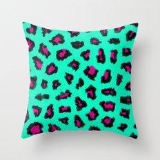 Fur XIX Throw Pillow