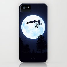Riding the Kuwahara BMX. Like A Boss! iPhone (5, 5s) Slim Case