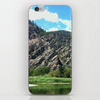 montana iPhone & iPod Skins featuring Montana Rock  by OrdinaryAdventures