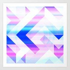 Cosmic Overtones Art Print