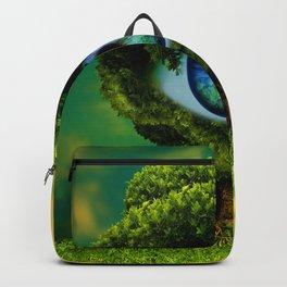 Tree Eye Backpack