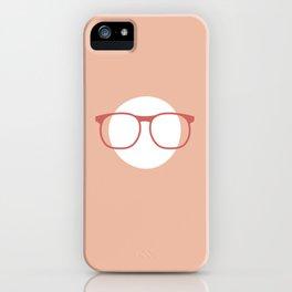 Head On iPhone Case