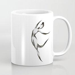 Dotted Dancer Four Coffee Mug