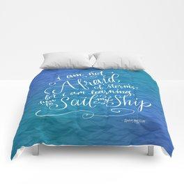 Sail My Ship Comforters