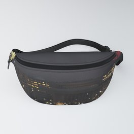 A supermoon occurs when the moons orbit is closest (perigee) to Earth at the same time it is full Fanny Pack