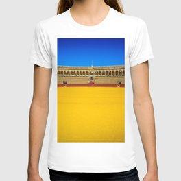 Bullring arena T-shirt