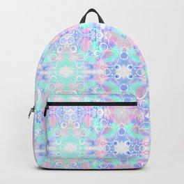 Bubble Pattern Backpack
