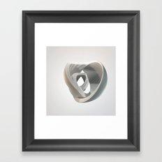 Day 0197 /// 2longrender2animate Framed Art Print