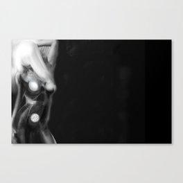 Lair of light Canvas Print