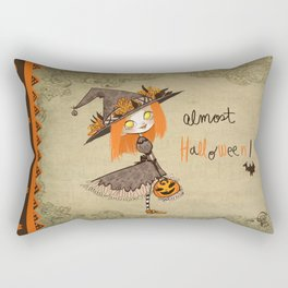 Almost Halloween!!!! Rectangular Pillow