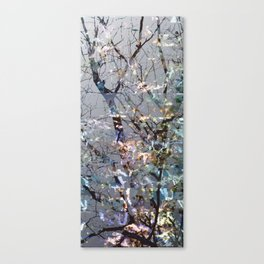 Winter Melody Canvas Print