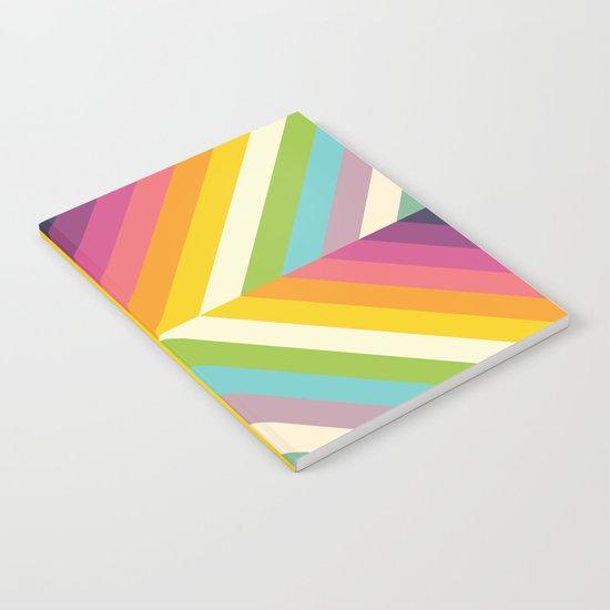 Retro Celebration Notebook