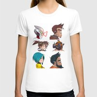 gorillaz T-shirts featuring Bandit Days by Philtomato