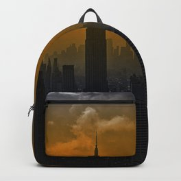 New York red Backpack