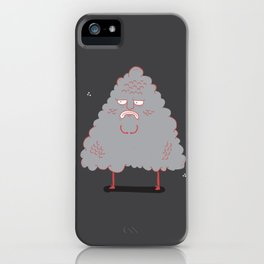 GRUMPY iPhone Case