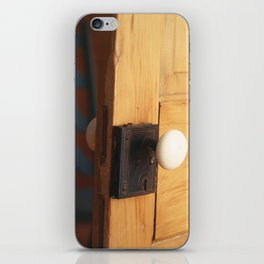 Open Door Policy iPhone Skin