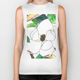 Magnolia Biker Tank