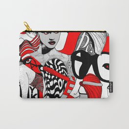 Milano_Paris_New York Carry-All Pouch