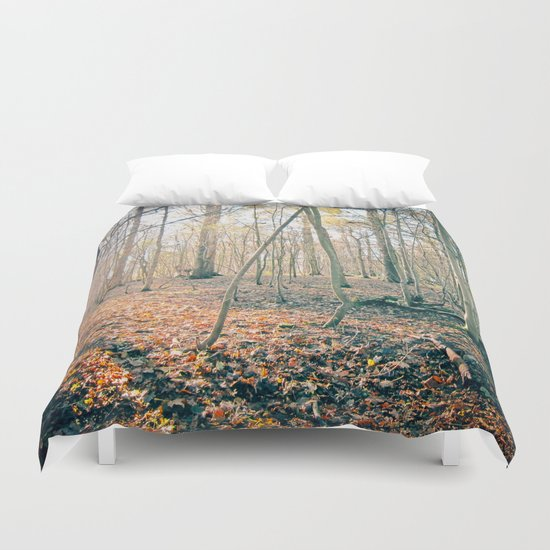 The Forest Duvet Cover
