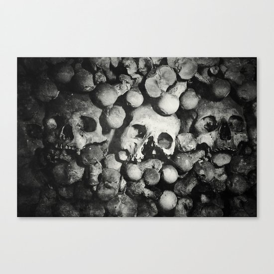 Once Were Warriors XV. Canvas Print