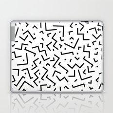 Memphis pattern 30 Laptop & iPad Skin