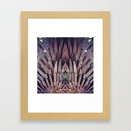 Rust 2 Framed Art Print