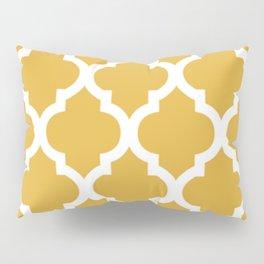 Moroccan Mustard Pillow Sham