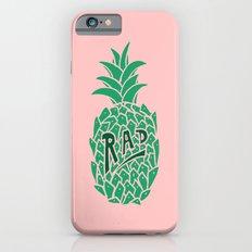 Rad Pineapple Slim Case iPhone 6s