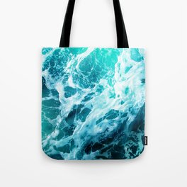Out there in the Ocean Tote Bag