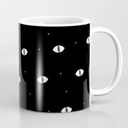 Monster eyes Coffee Mug