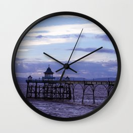 Tree in the Sky Wall Clock