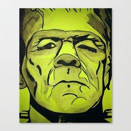 Frankenstein - Halloween special! Canvas Print