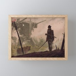 1920 - Rusviet finest Framed Mini Art Print