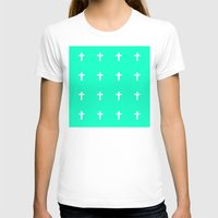 cross T-shirts featuring Cross by HW Studio