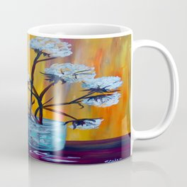 Bouquet of Cotton Coffee Mug