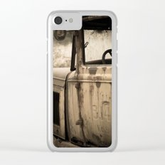Days Gone By Clear iPhone Case
