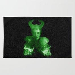 Maleficent's Evil Spell / Sleeping Beauty Rug