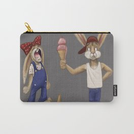 Brotherly Love (?) Carry-All Pouch